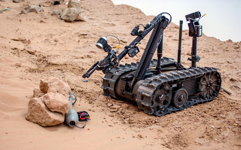 mayın robot